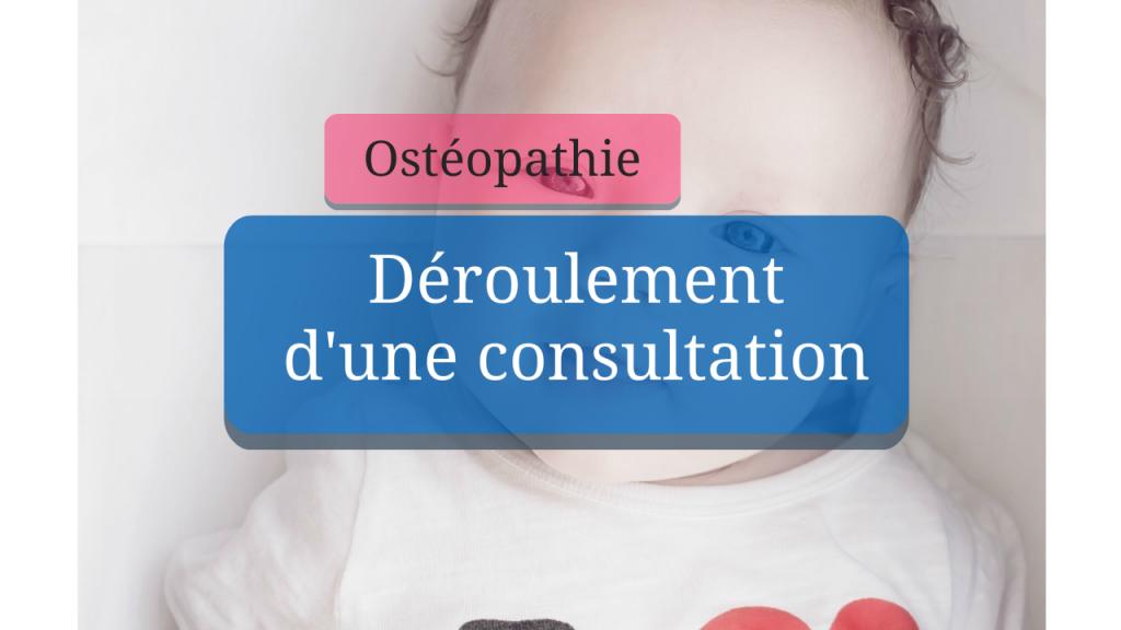 Déroulement d'une séance chez l'ostéopathe