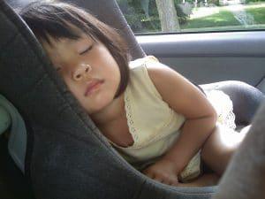 7 astuces pour des enfants ZEN en voiture !