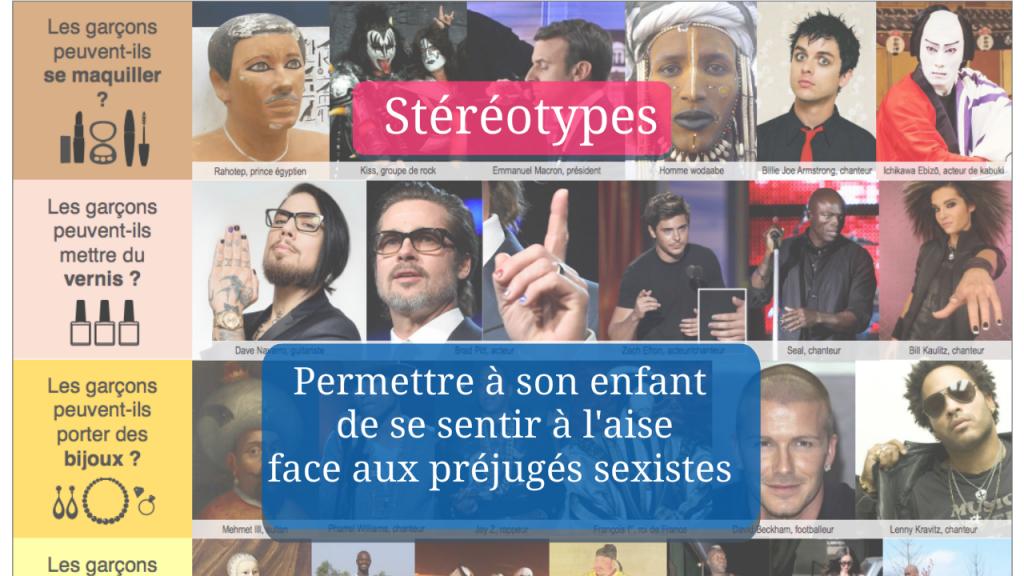 Dépliants anti-stéréotypes