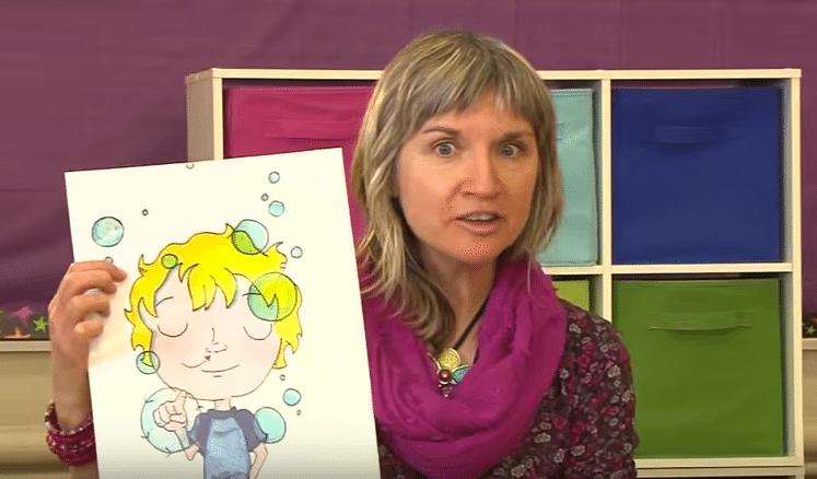 Des bulles pour aider les enfants à réguler leurs émotions