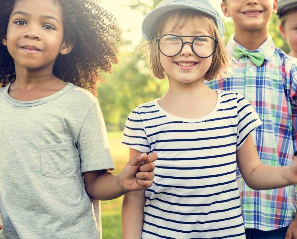 Sollicitation des enfants pour parler